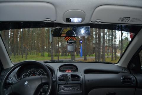в авто плохо ловит радио